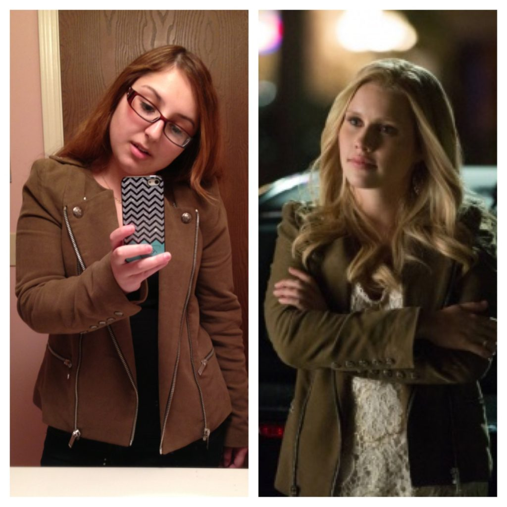 f746f26af7a Current Obsession: Caroline Forbes' Style From TVD