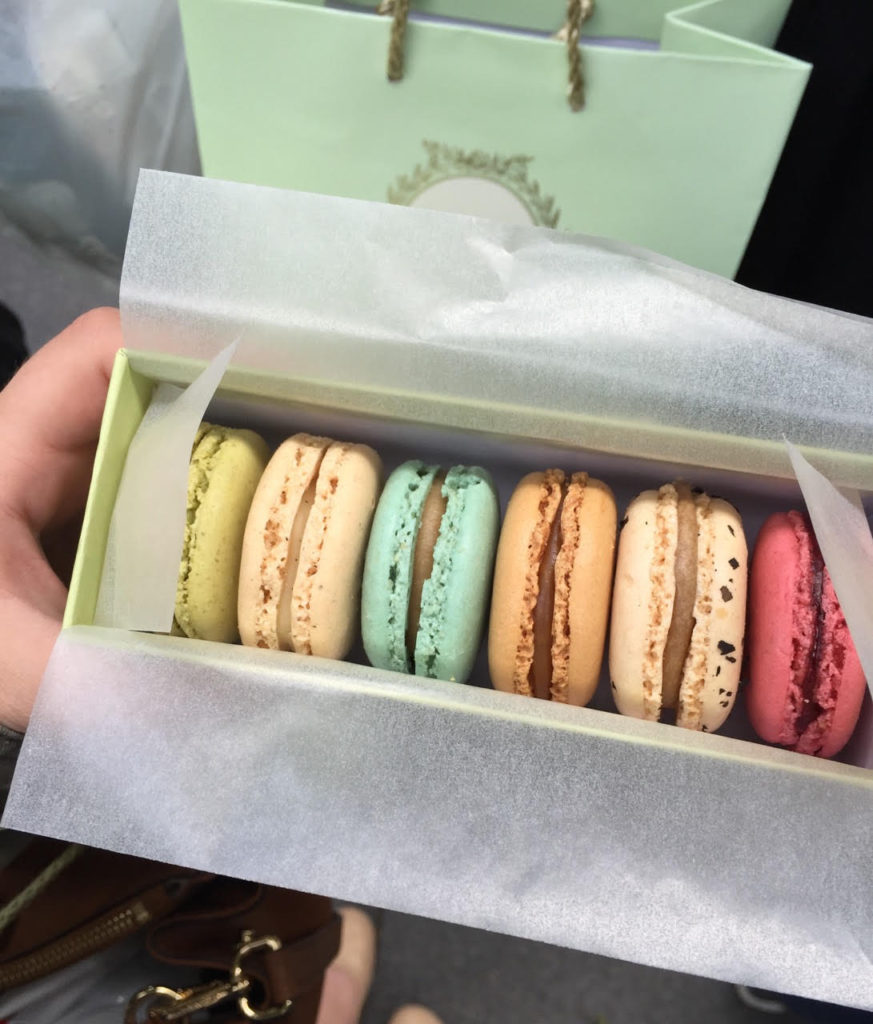 Paris Adventures: A Look Inside Laduree